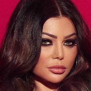 Haifa Wehbe dating 2021