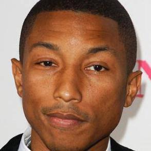 Pharrell Williams dating 2021
