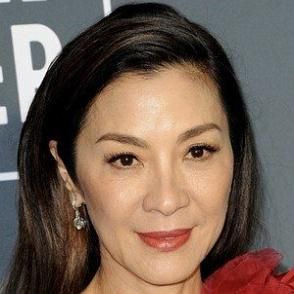 Michelle Yeoh dating 2021
