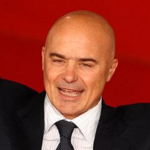 Luca Zingaretti dating 2021